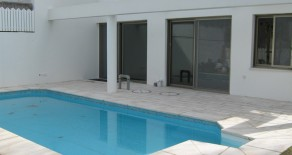 Villa with swimming pool- for rent/sale